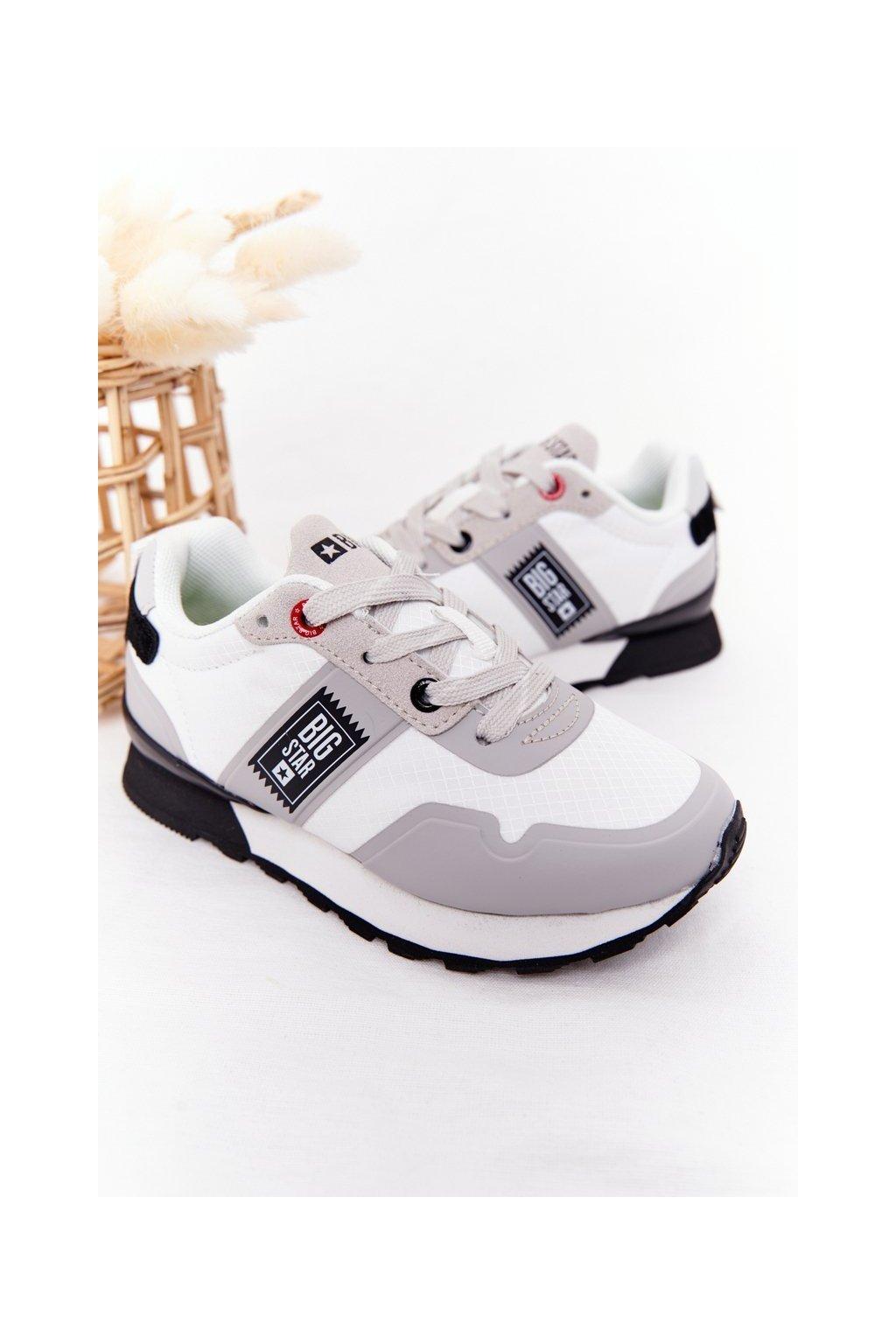 Dámske tenisky farba biela kód obuvi HH374168 WHITE