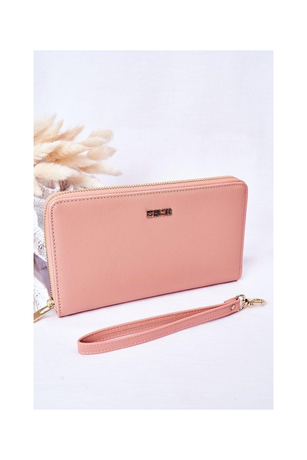 Peňaženka farba ružová kód HH674002 PINK