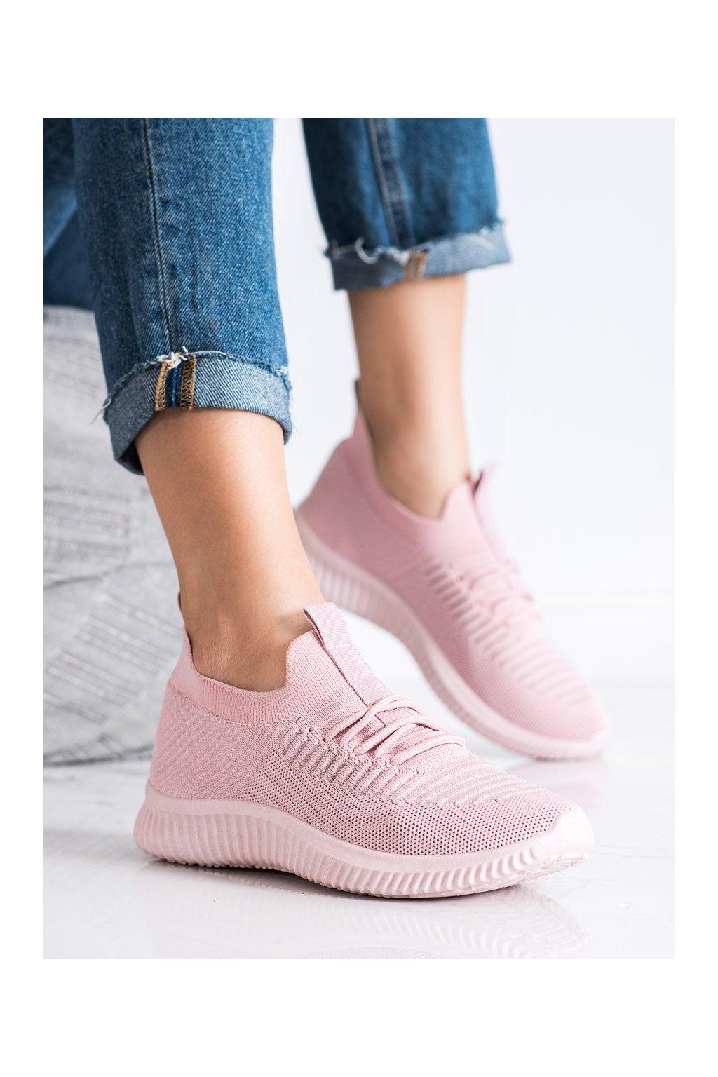 Ružové tenisky Mckeylor kod ANH21-13532P