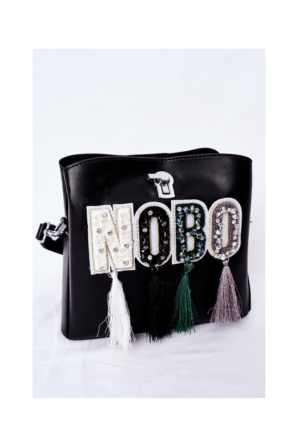 Dámska kabelka čierna kód kabelky NBAG-K2980-C020 BLK