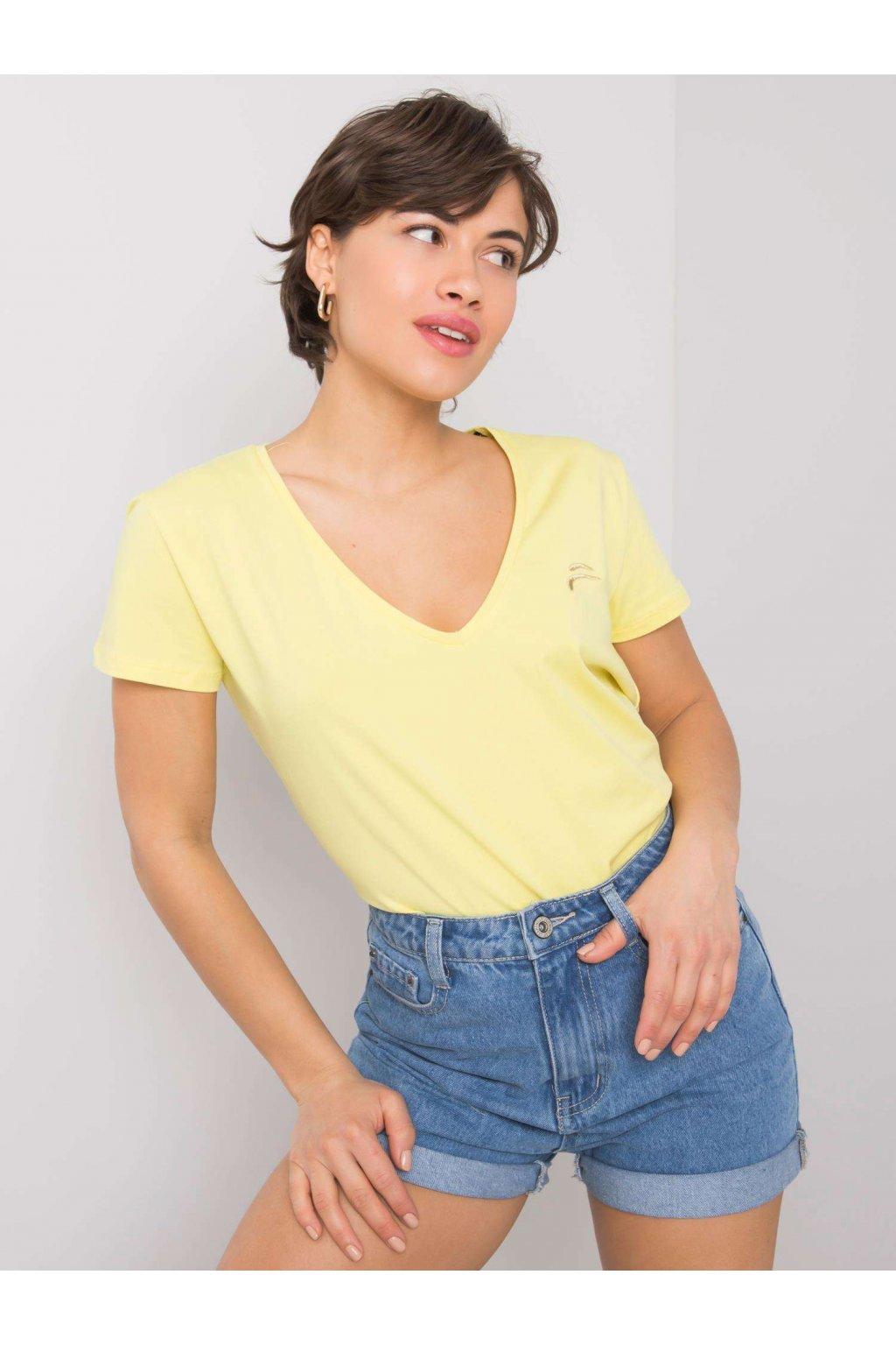 Dámske tričko jednofarebné kód TK-FF-TS-01042021.45P