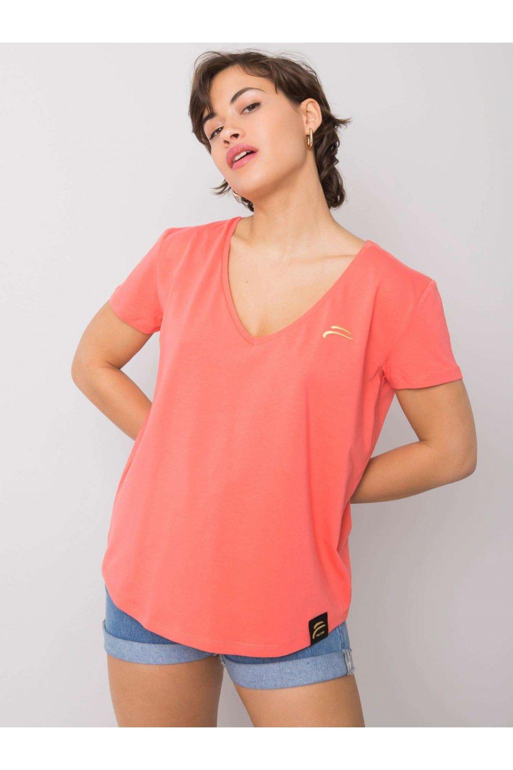 Dámske tričko jednofarebné kód TK-FF-TS-01042021.47P