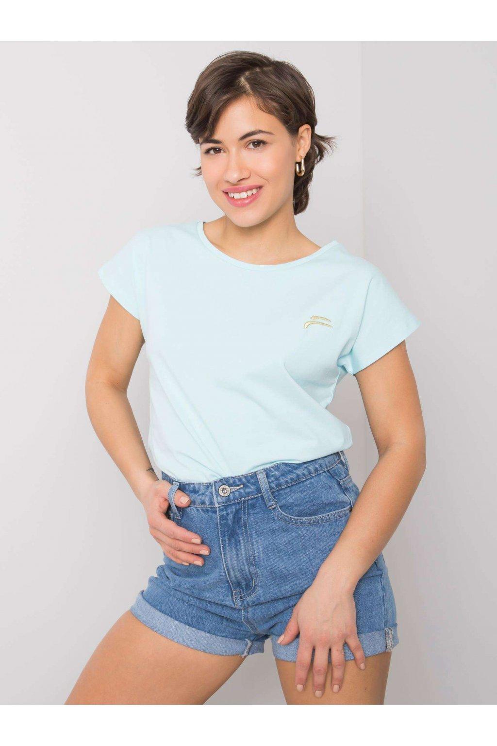 Dámske tričko jednofarebné kód TK-FF-TS-02052021.50P