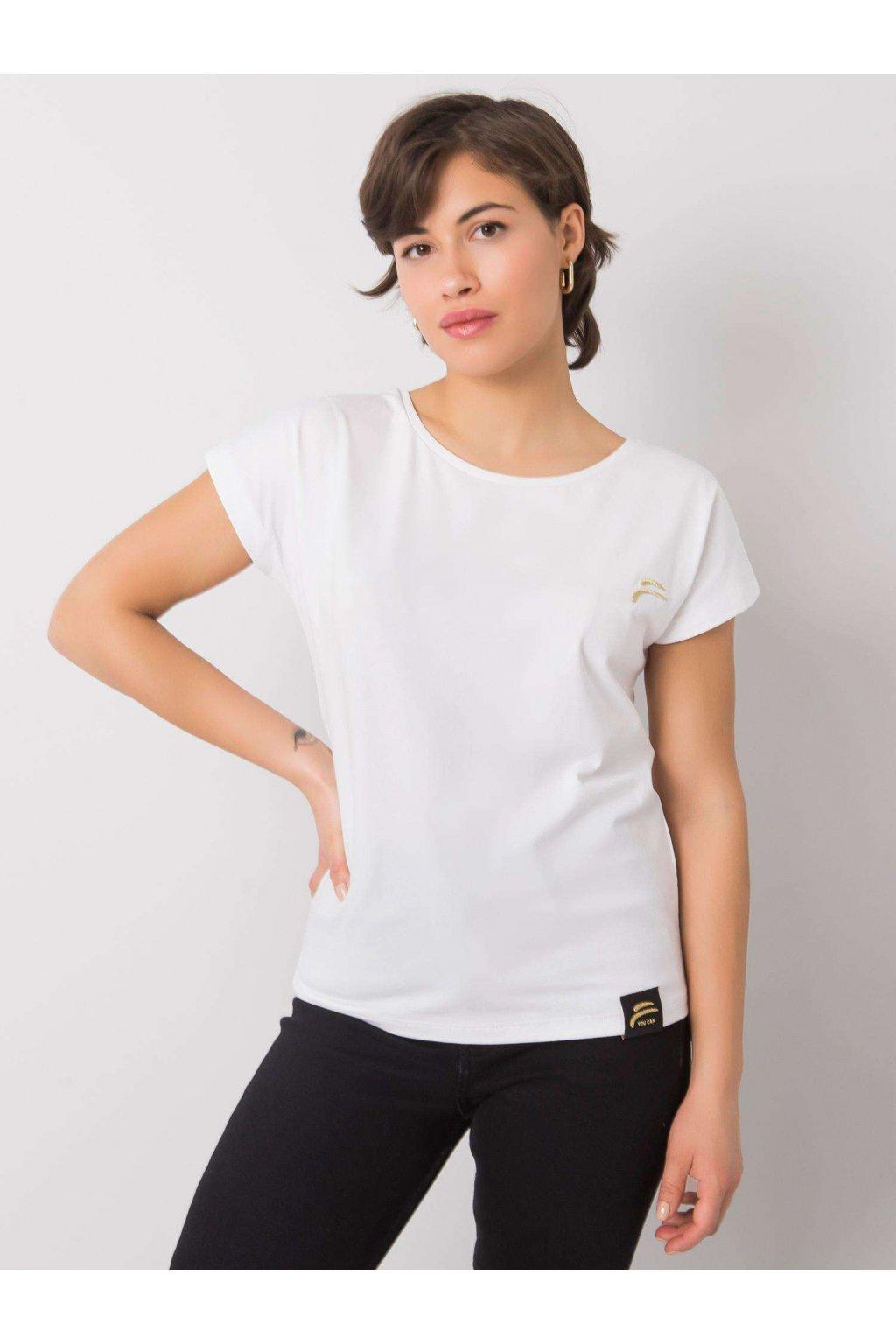 Dámske tričko jednofarebné kód TK-FF-TS-02052021.54P
