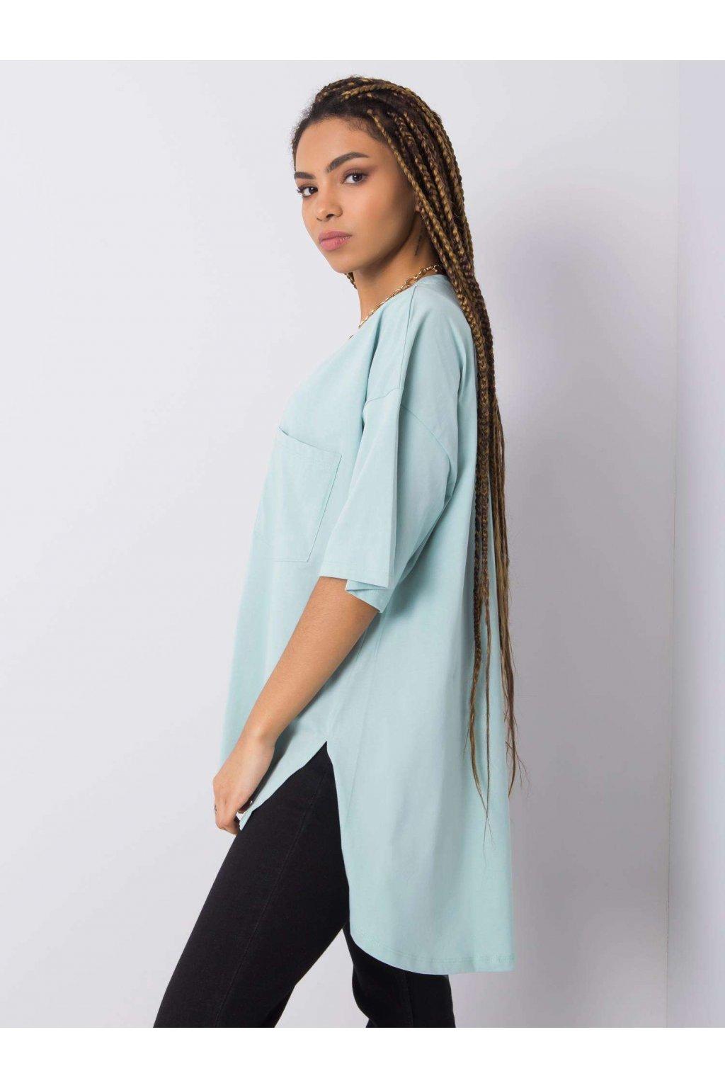 Dámske tričko jednofarebné kód TK-RP-TS-T030503.56P
