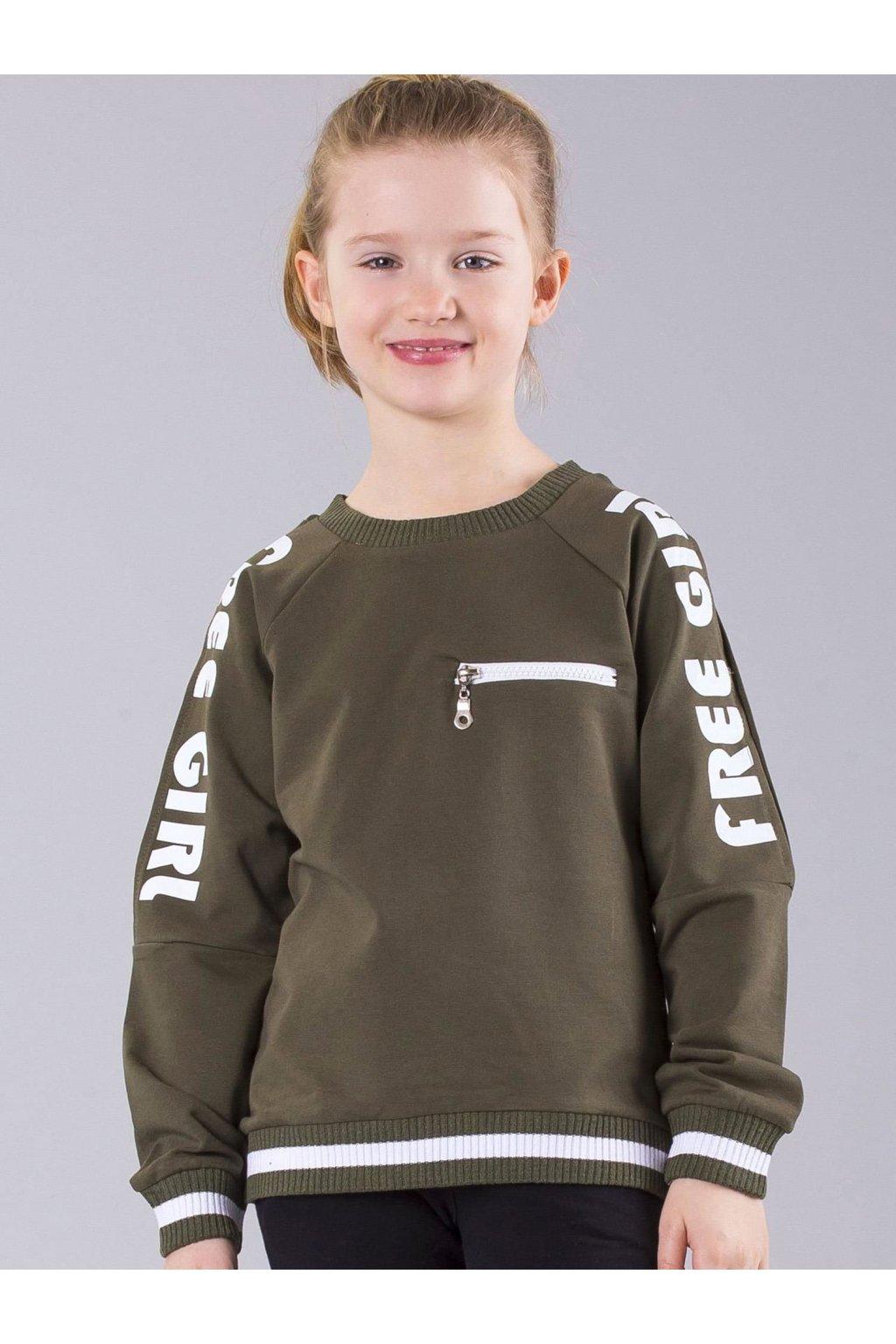 Detská dievčenská Dámska mikina kód TY-BL-11664.45