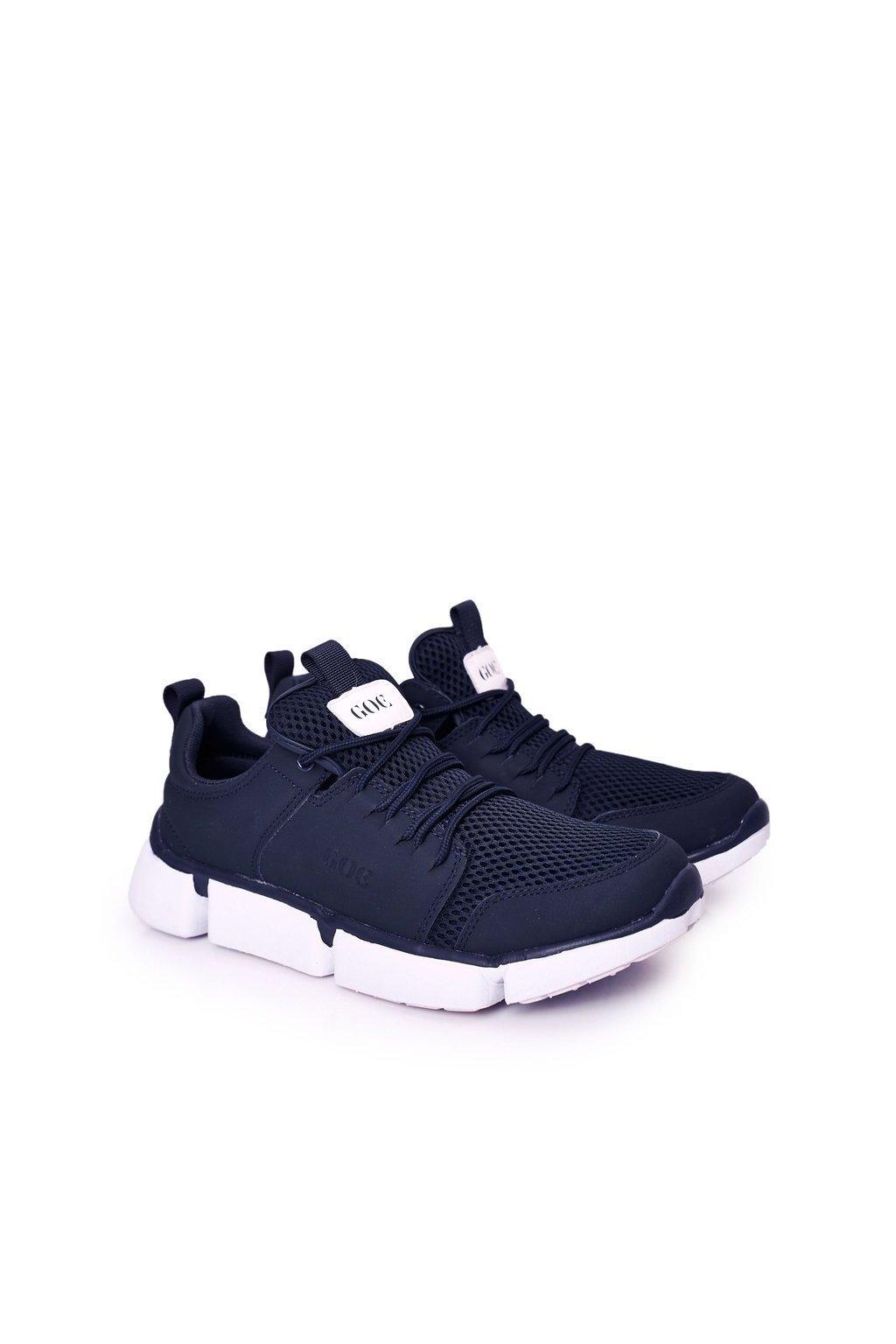 Modrá obuv kód topánok HH1N4031 NAVY
