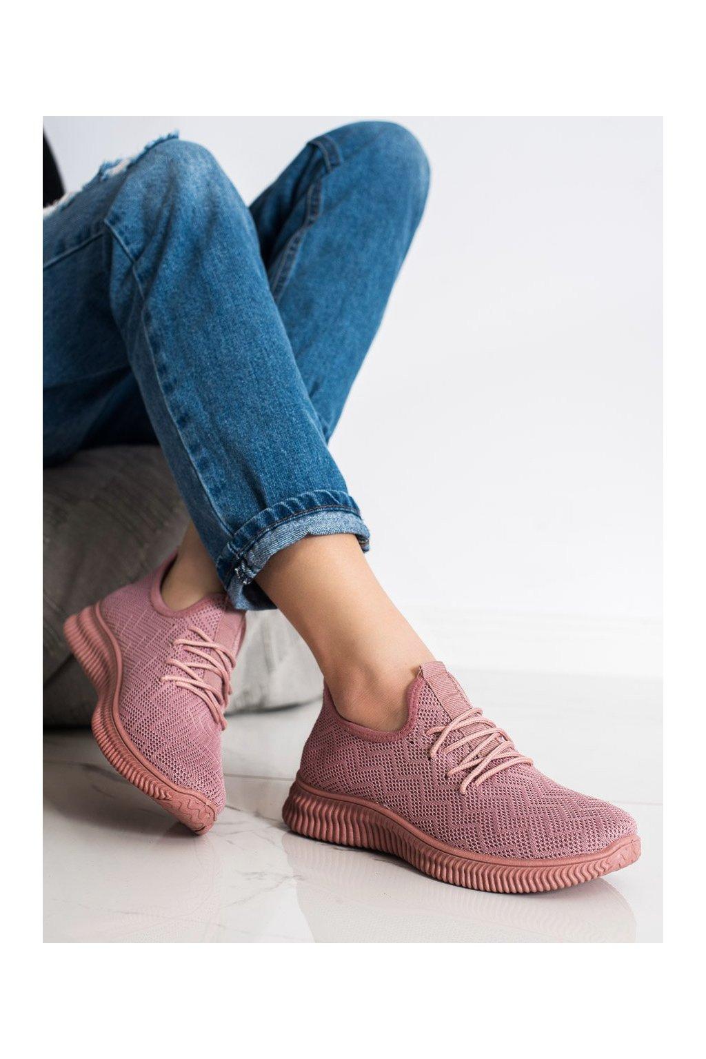 Ružové tenisky Shelovet kod J2201P