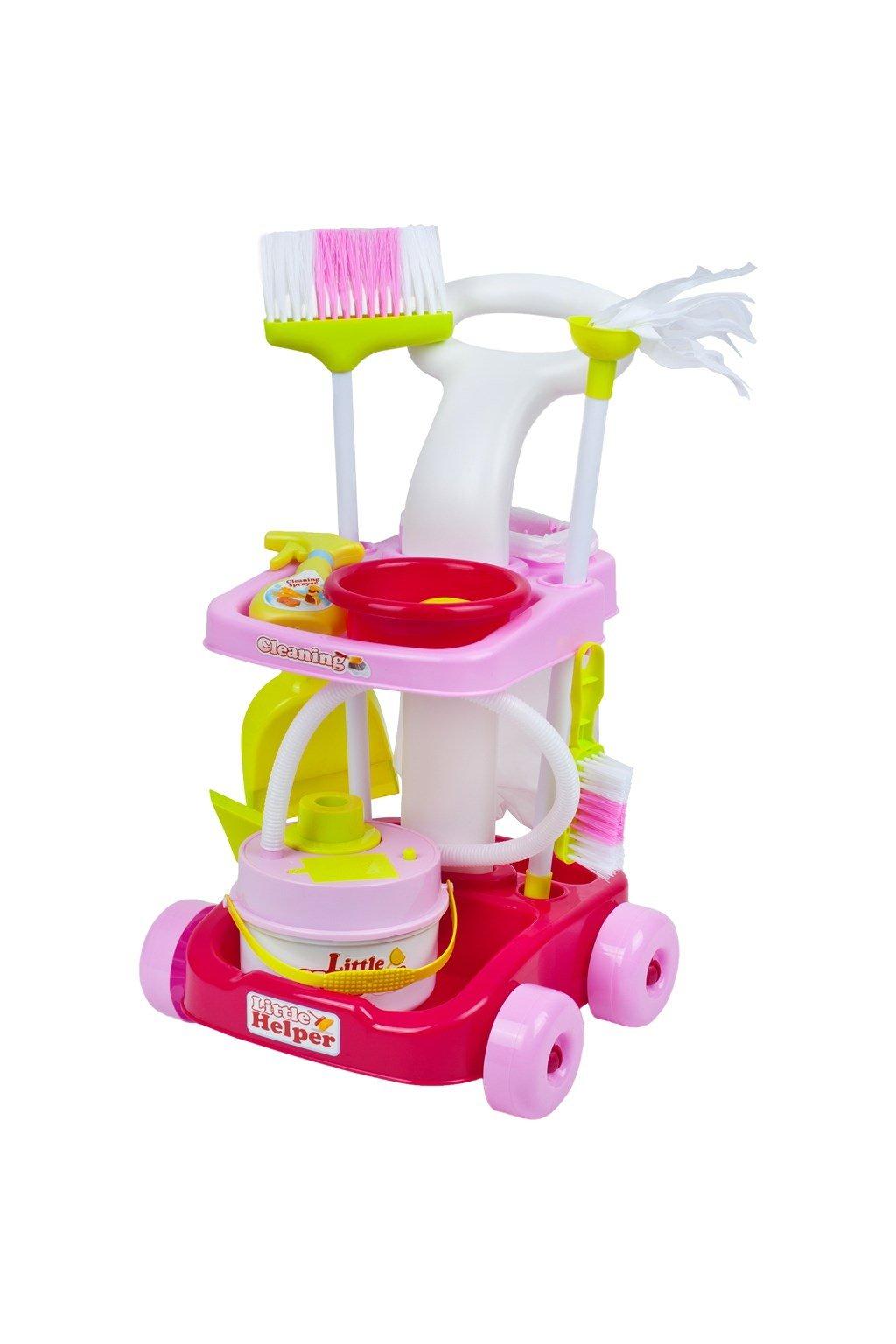 Detský upratovací vozík Bayo