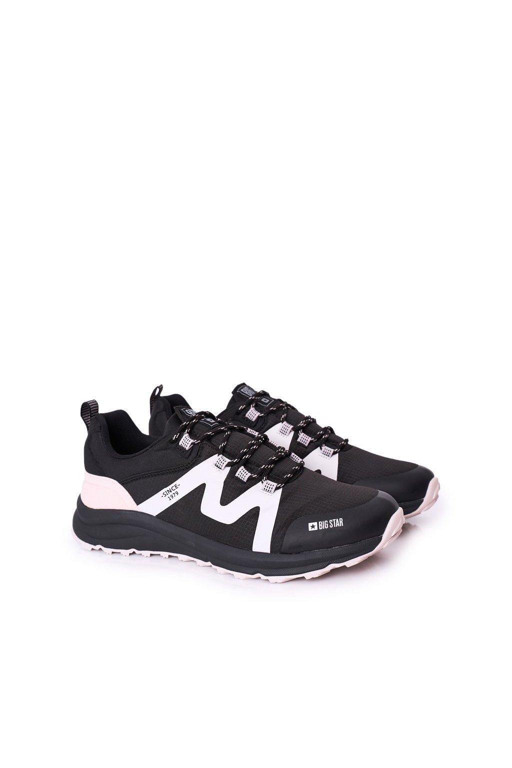 Čierna obuv kód topánok HH174088 BLACK