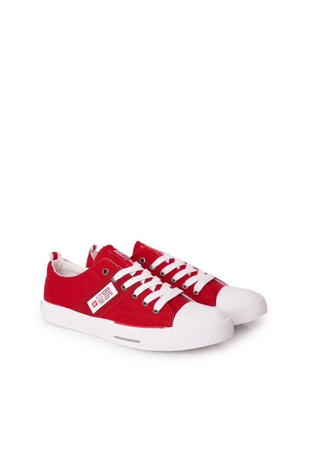 Biela obuv kód topánok HH174040 RED