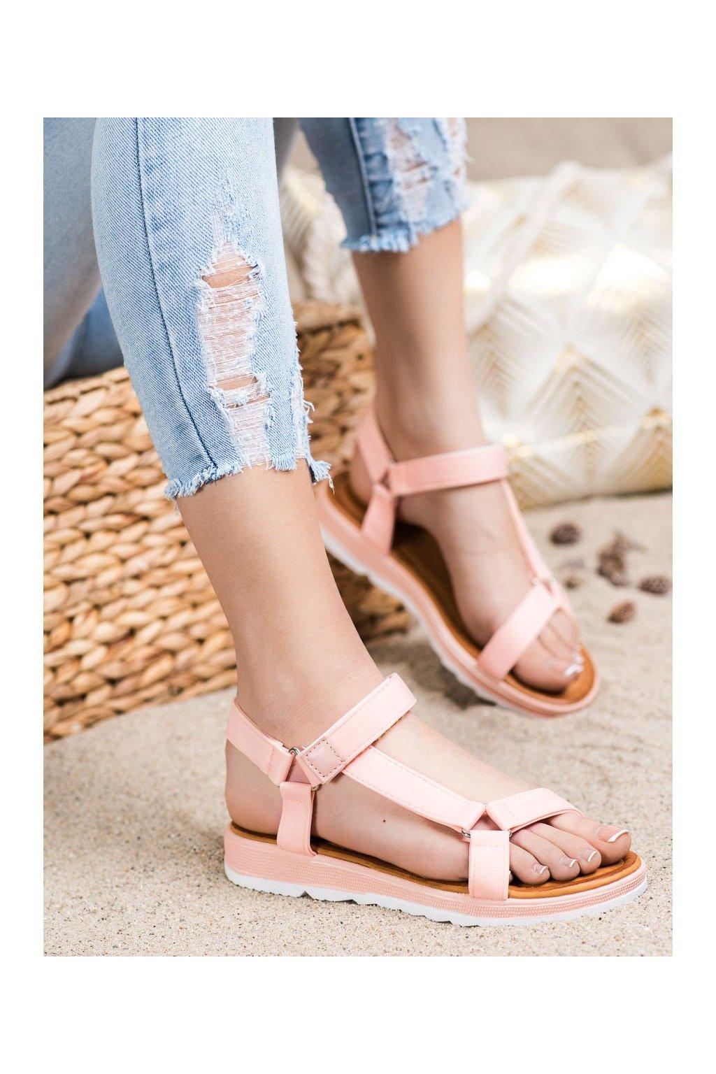 Ružové sandále Shelovet kod WS9027P