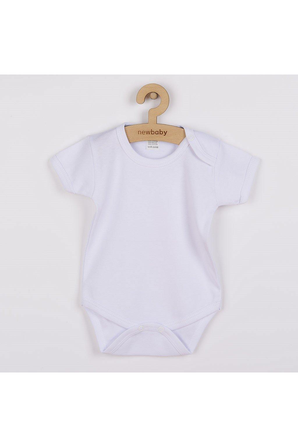 Body krátky rukáv New Baby Classic