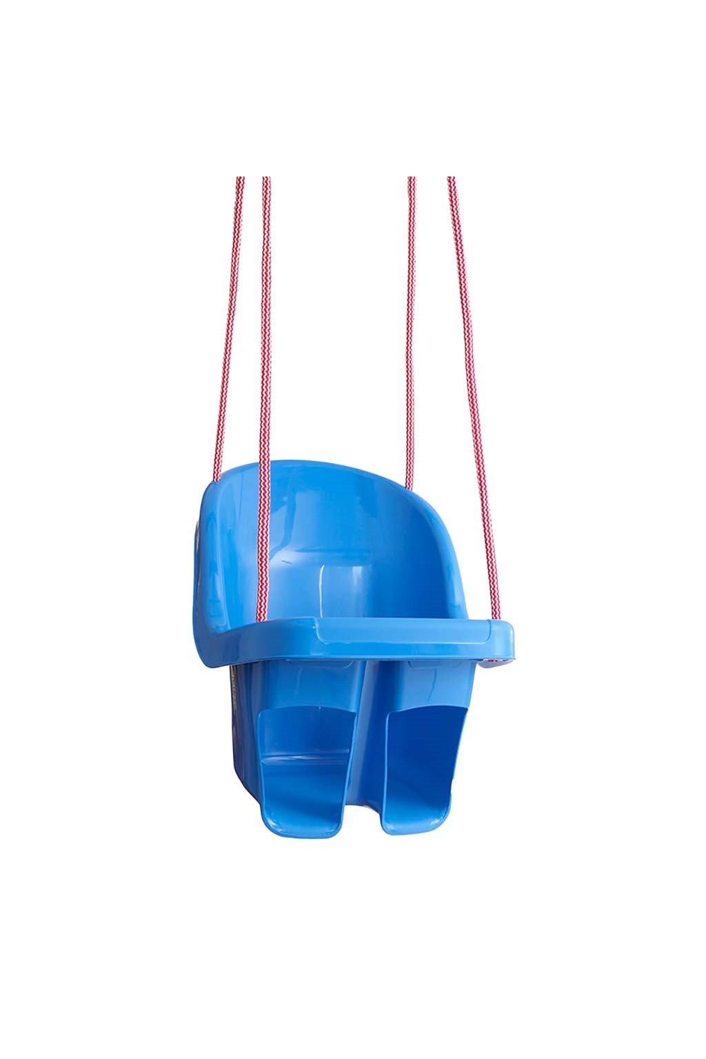 Detská závesná hojdačka Tega modrá