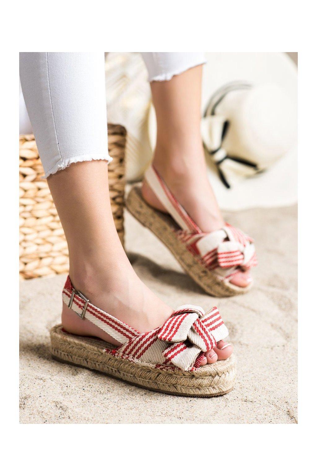Viacfarebné sandále Corina kod C9372RO
