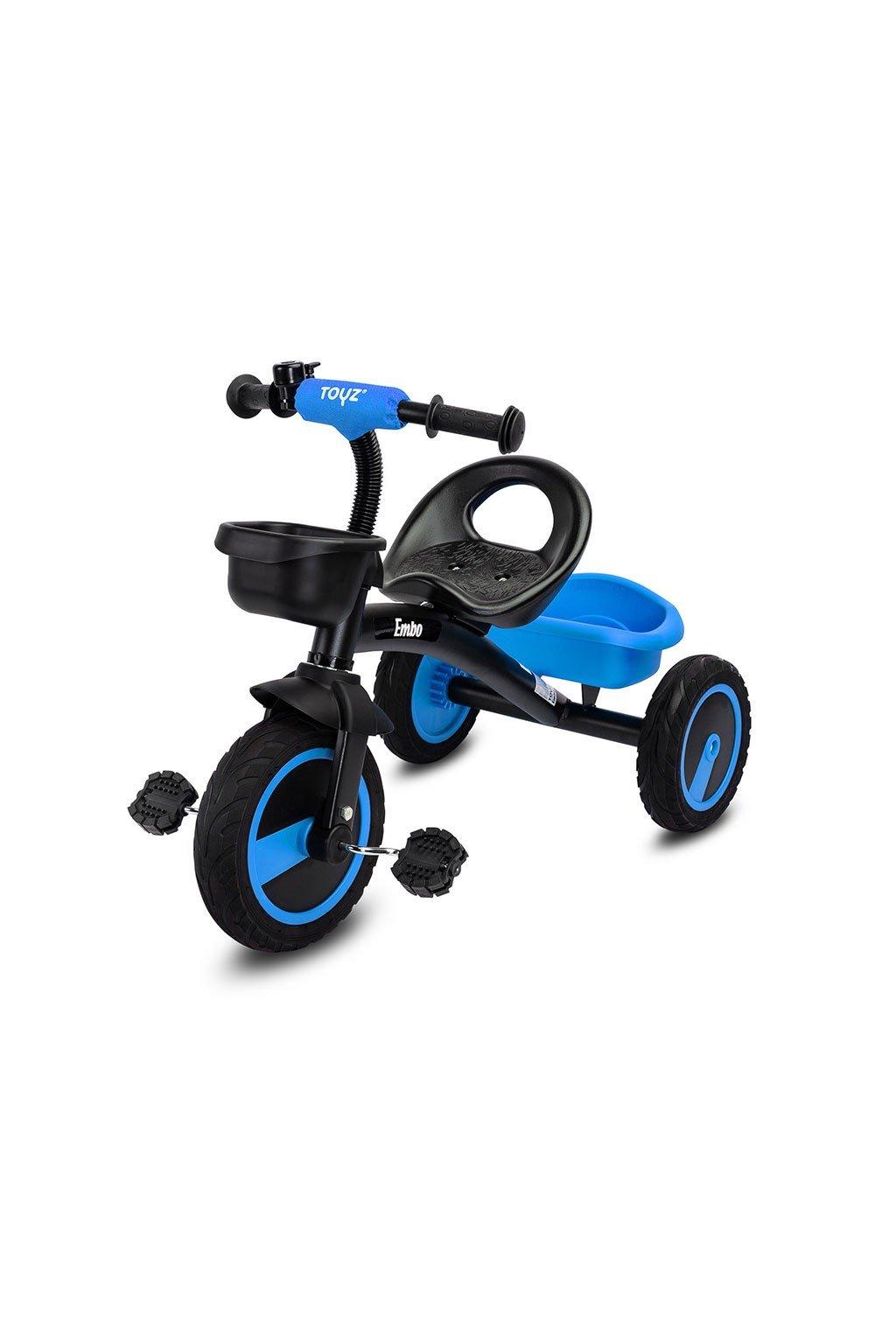Detská trojkolka Toyz Embo blue