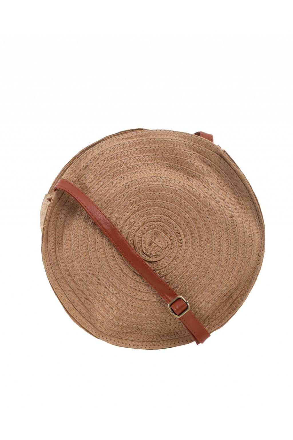 Plážová kabelka tmavo-béžová kód YP-TR-ax4284.17
