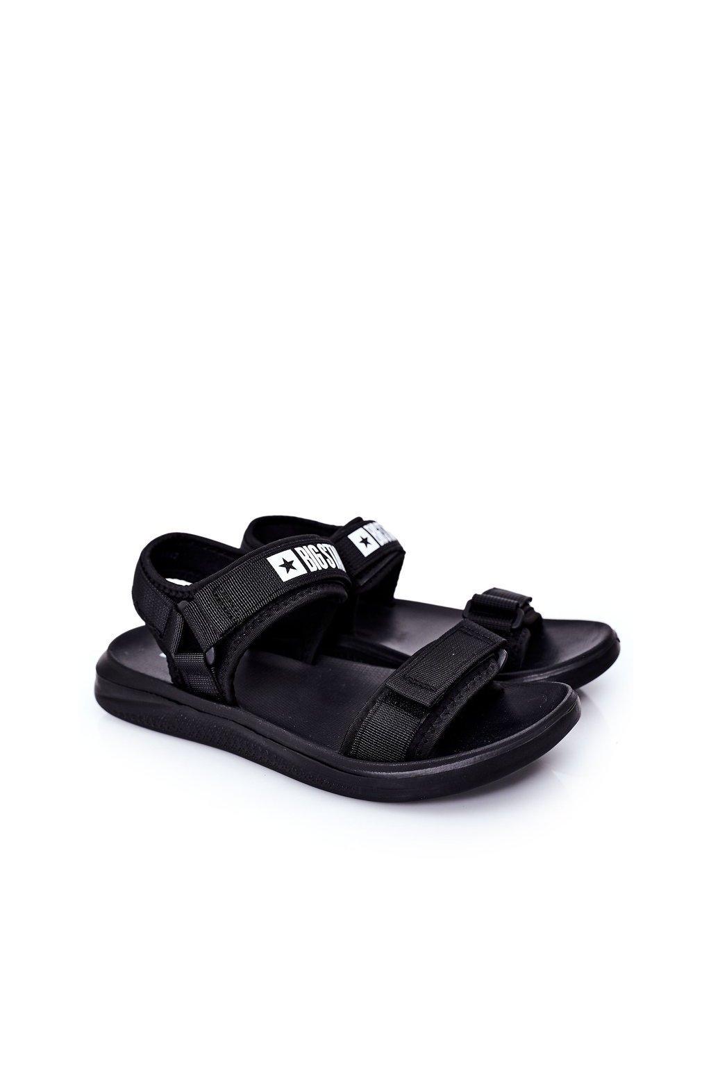 Čierna obuv kód topánok HH174842 BLACK