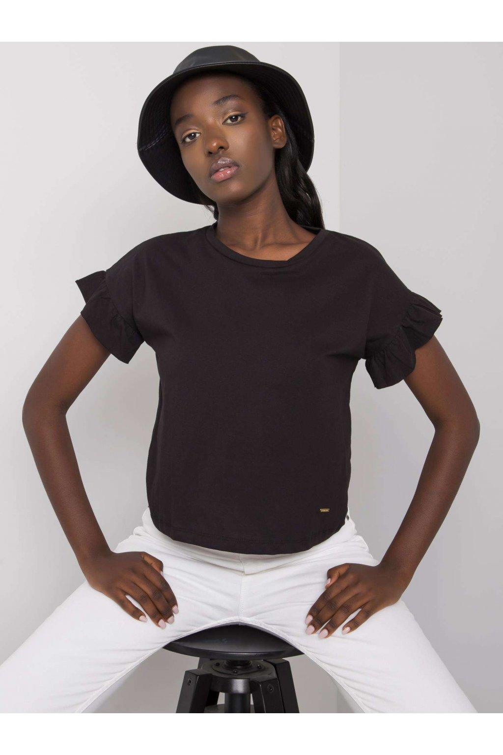 Dámske tričko jednofarebné kód TW-TS-G-052.91P