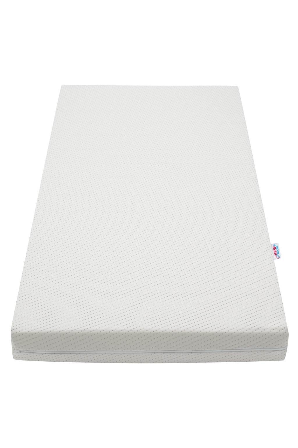Detský penový matrac New Baby FLORIDA 120x60x10