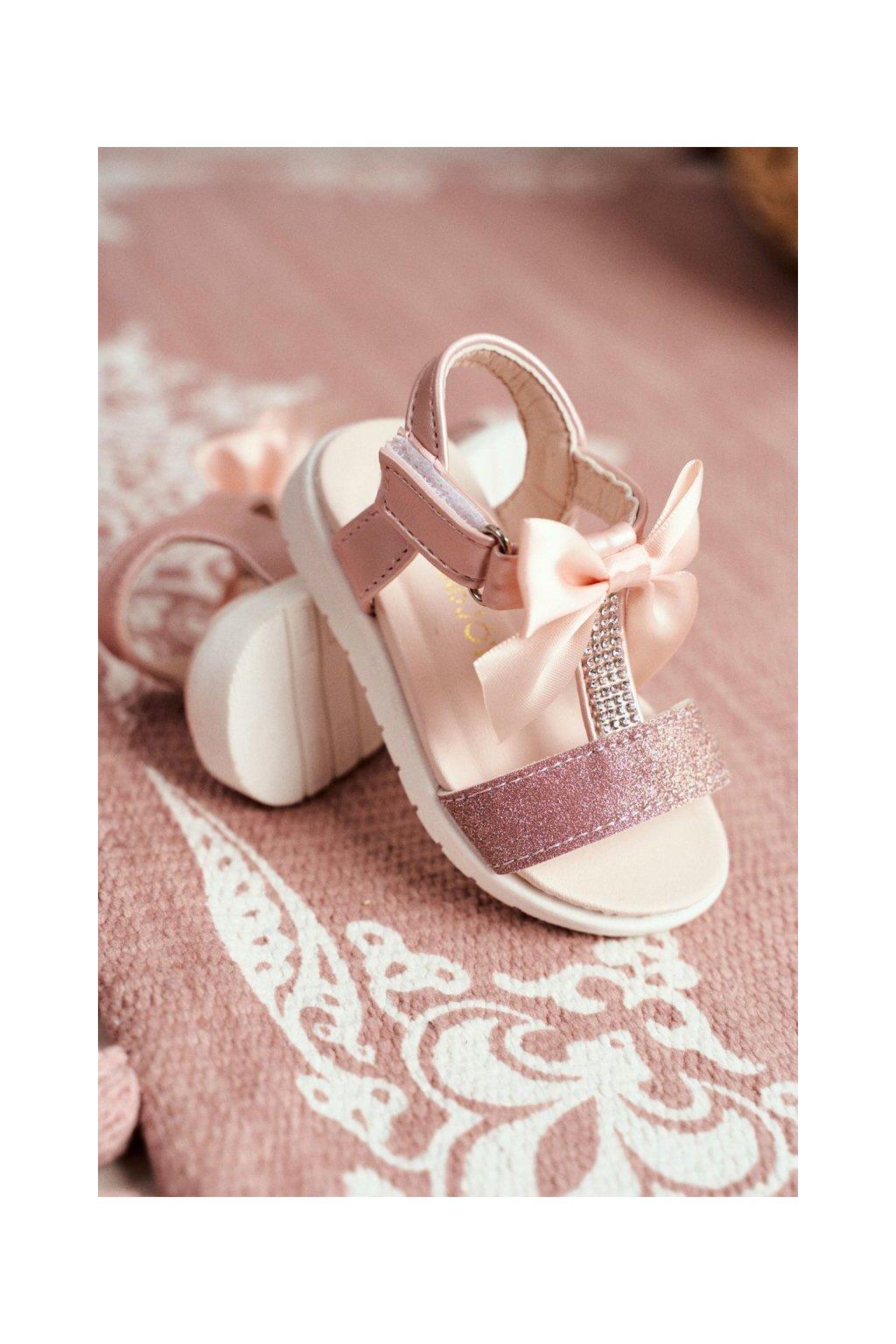 Detské sandále NJSK 223-2B