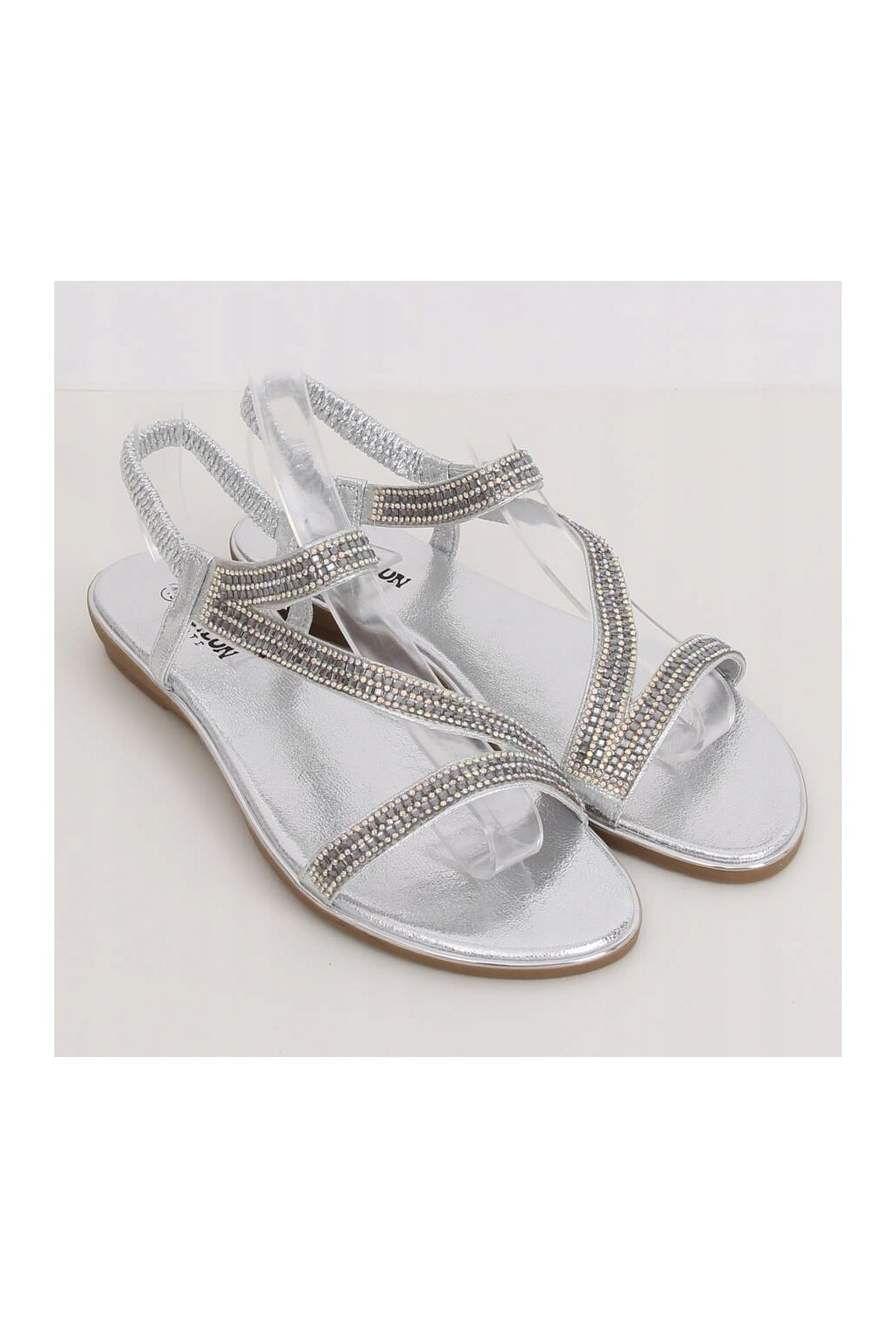 silver asymmetrical sandals km 33 silver grey 1 2000x2000
