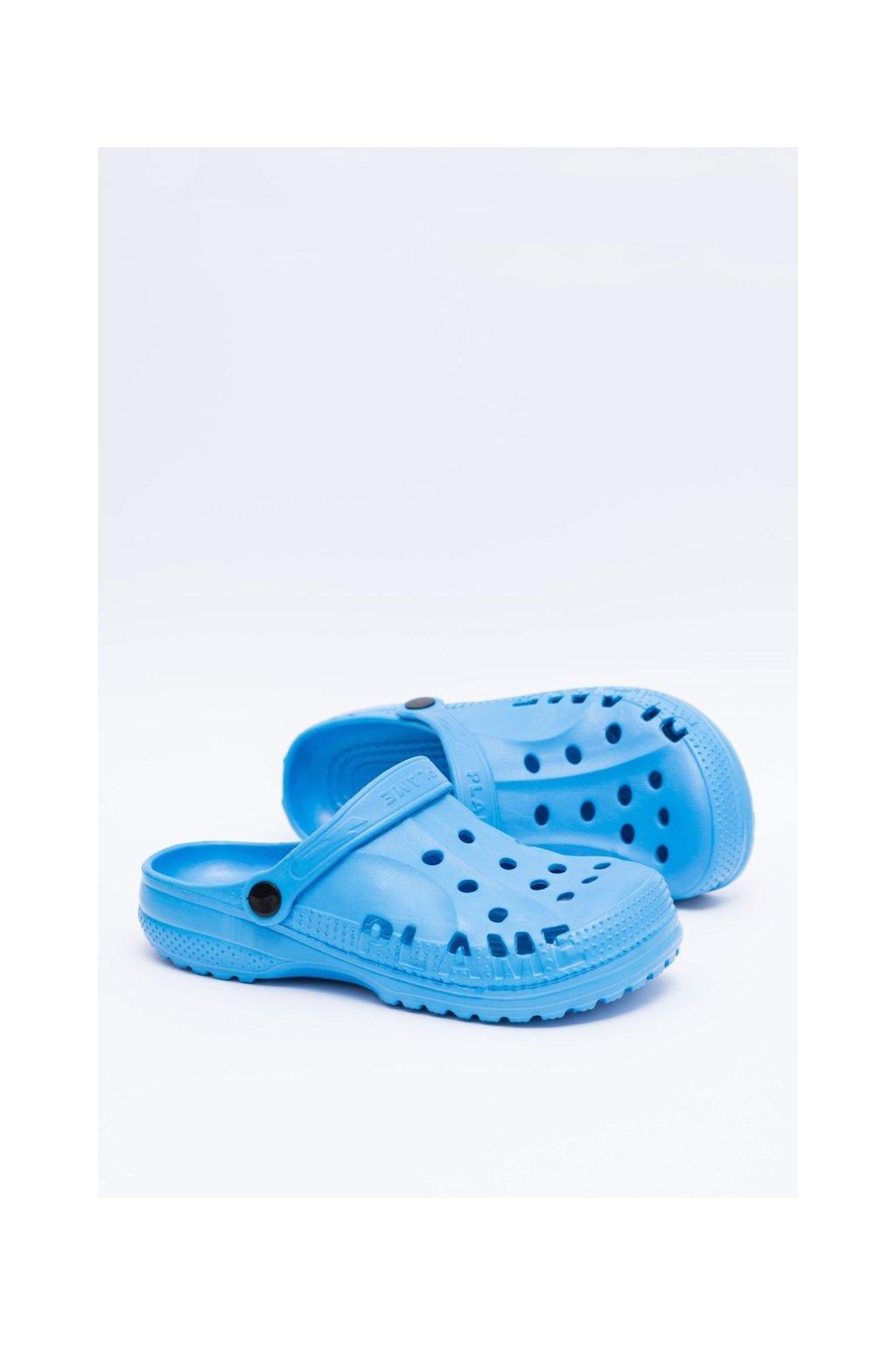 Dámske šľapky modré NJSK B-2008 BLUE