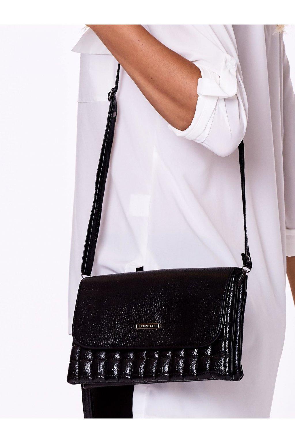 Listová kabelka čierna kód CE-TR-YU-23.02