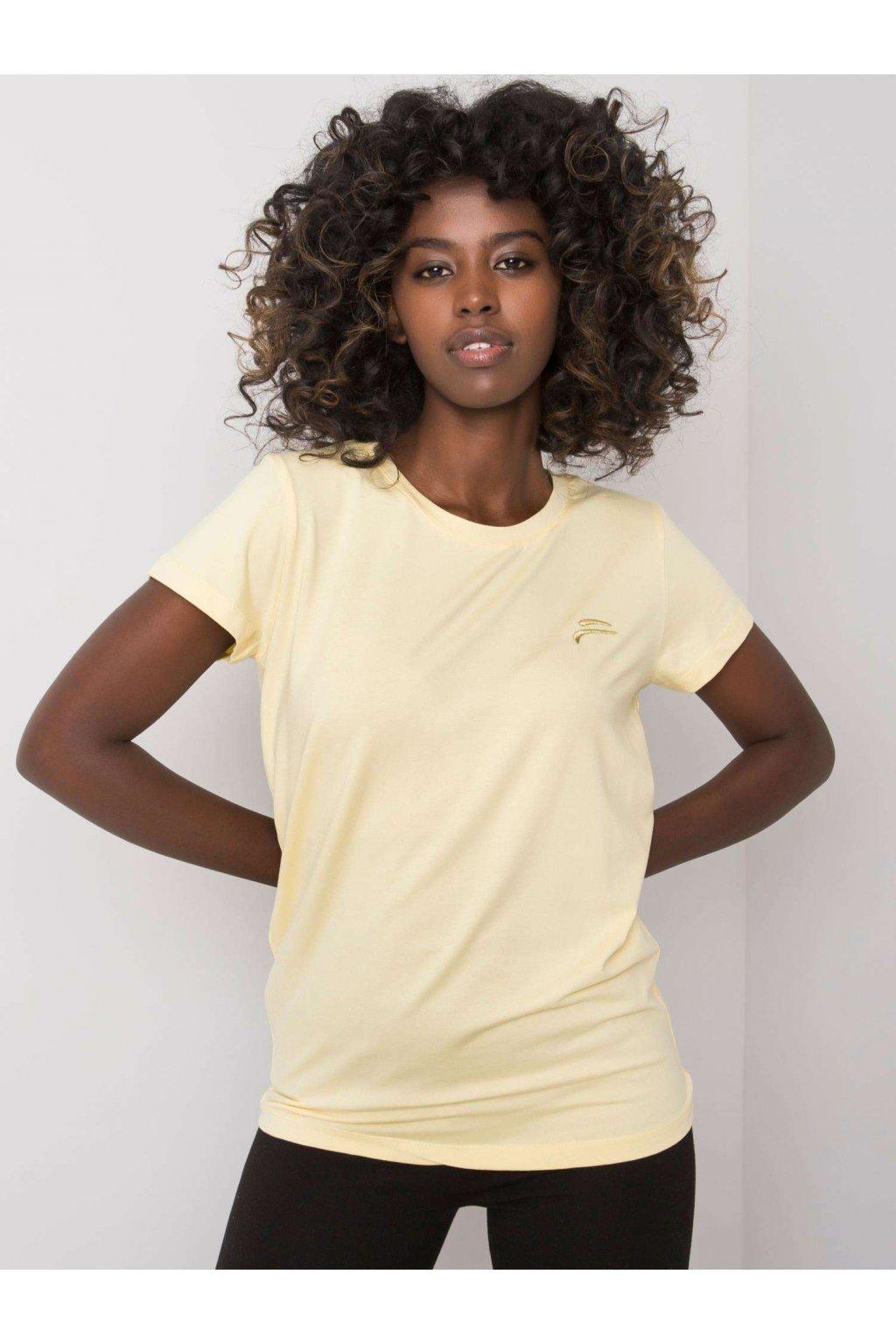 Dámske tričko jednofarebné kód TK-FF-TS-292929.70P