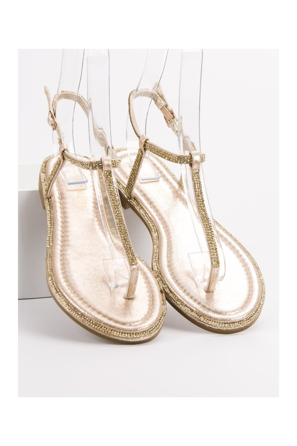 288932 damske zlate ploche sandale als015go big