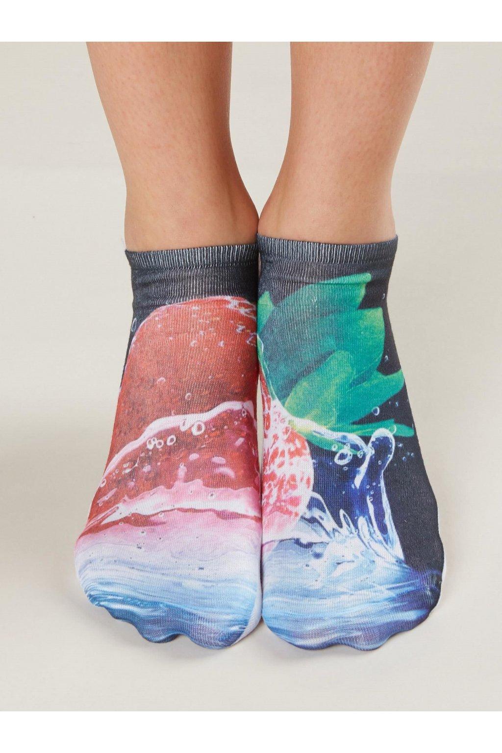 Dámske ponožky kód 7-SR-PWF-01590-3