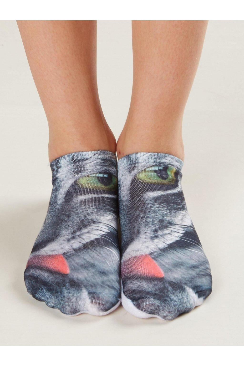 Dámske ponožky kód 7-SR-PWF-01591-5