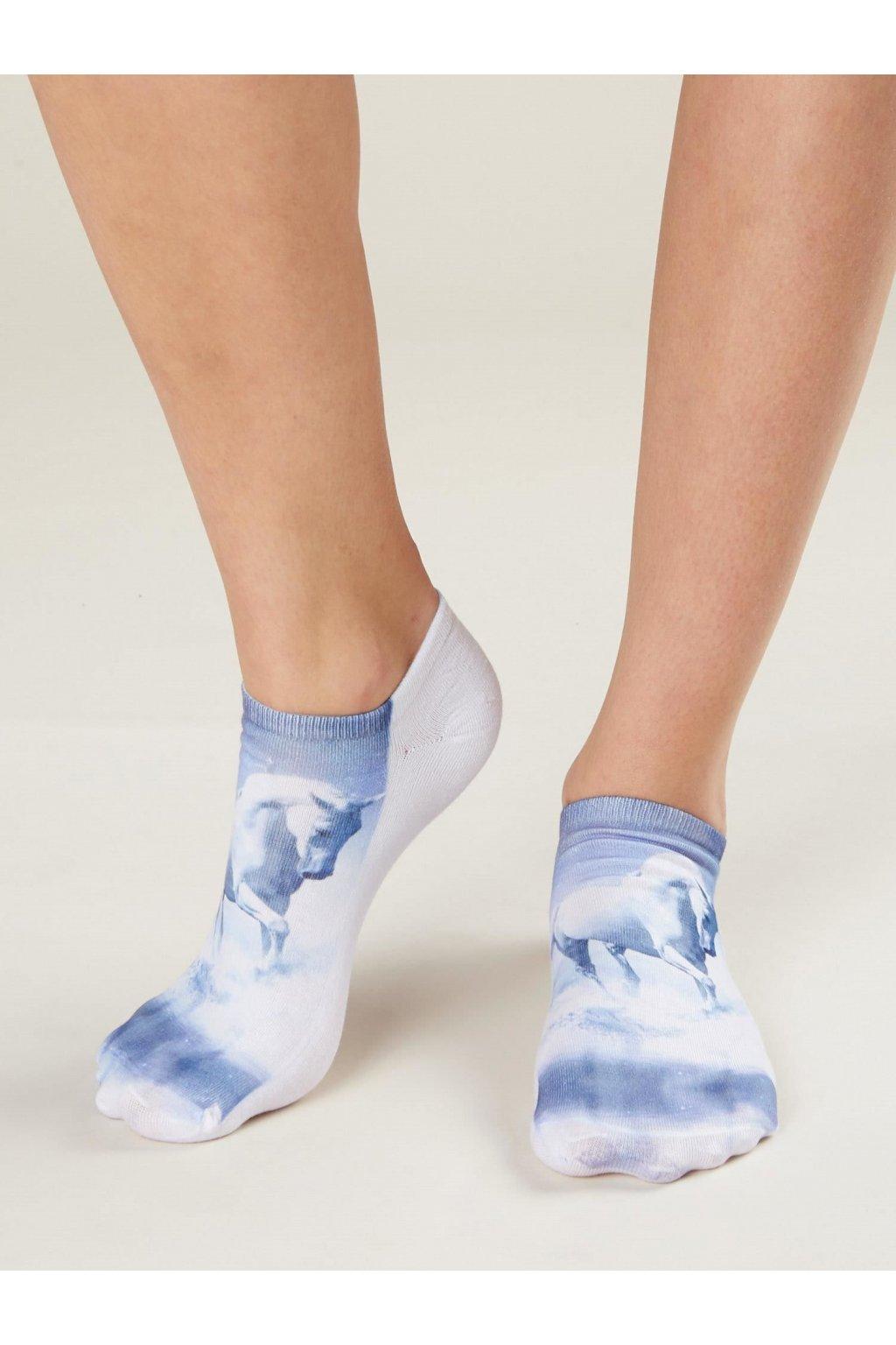 Dámske ponožky kód 7-SR-PWF-01592-1