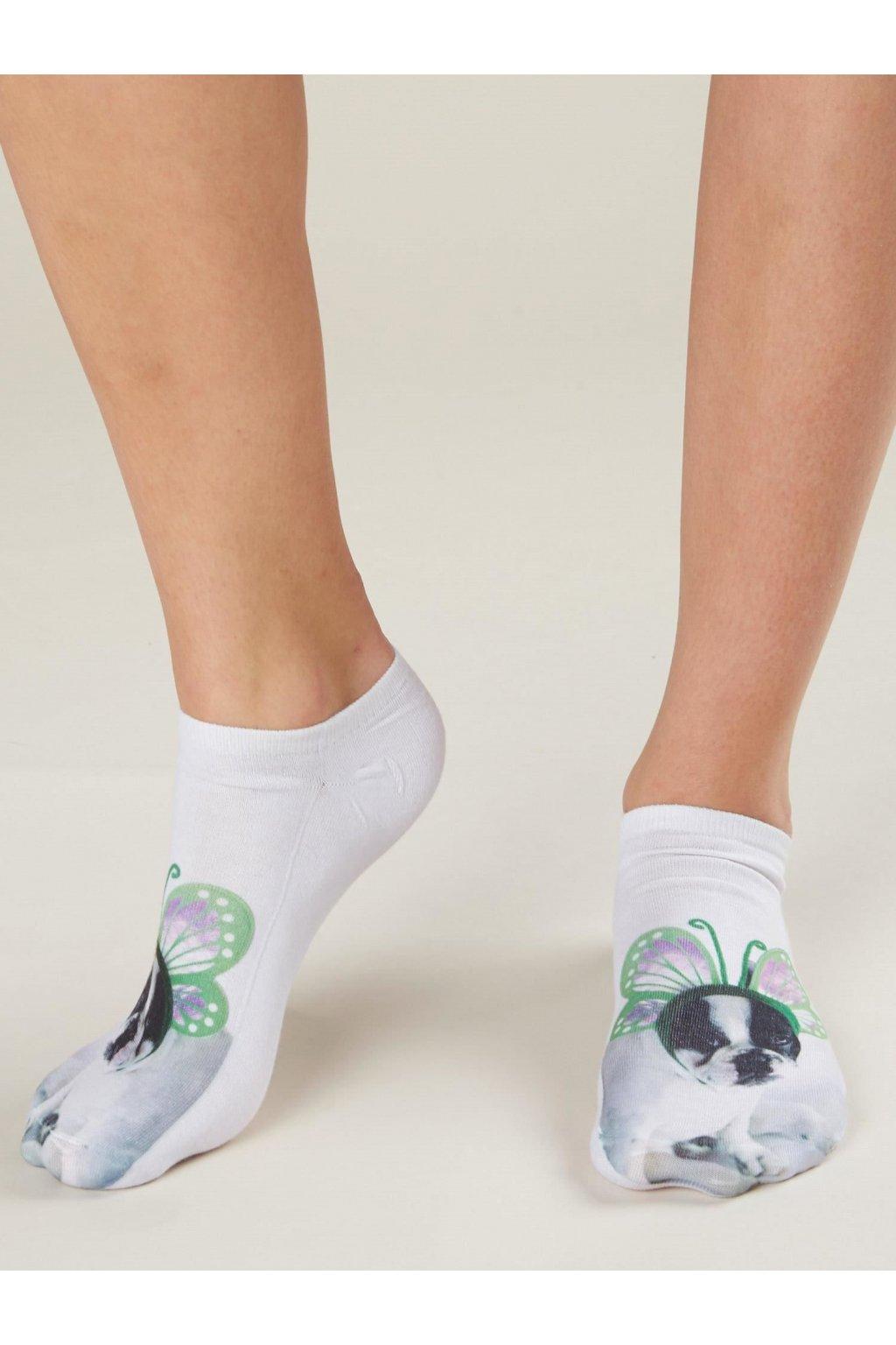 Dámske ponožky kód 7-SR-PWF-01593-6