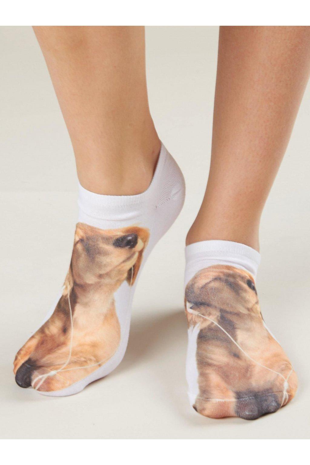 Dámske ponožky kód 7-SR-PWF-01596-1
