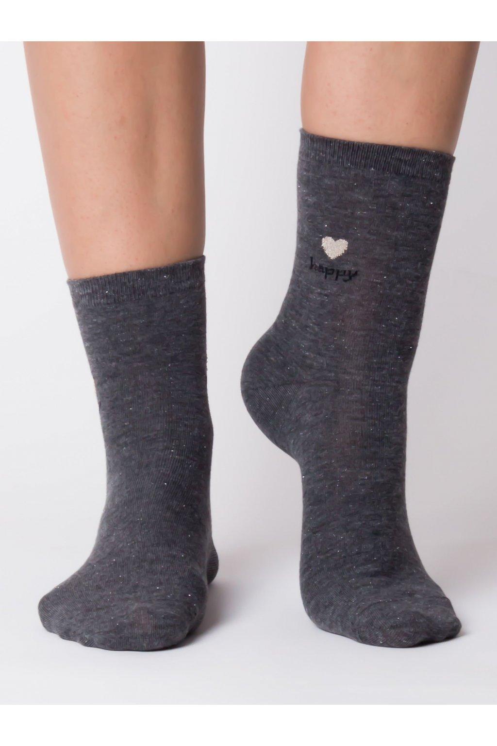 Dámske ponožky kód 7-SR-WJYC94109D