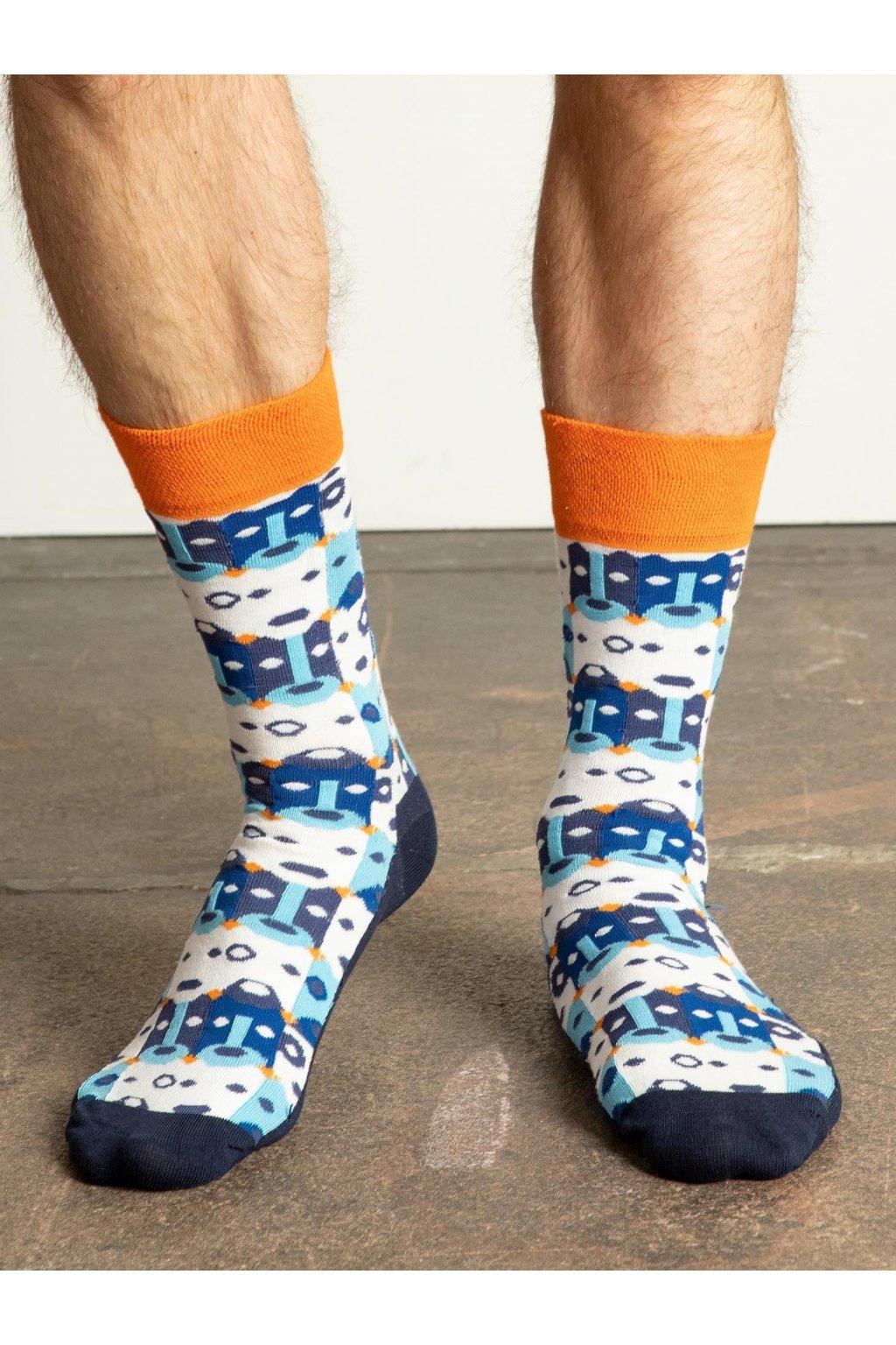 Pánske ponožky kód WS-SR-5645