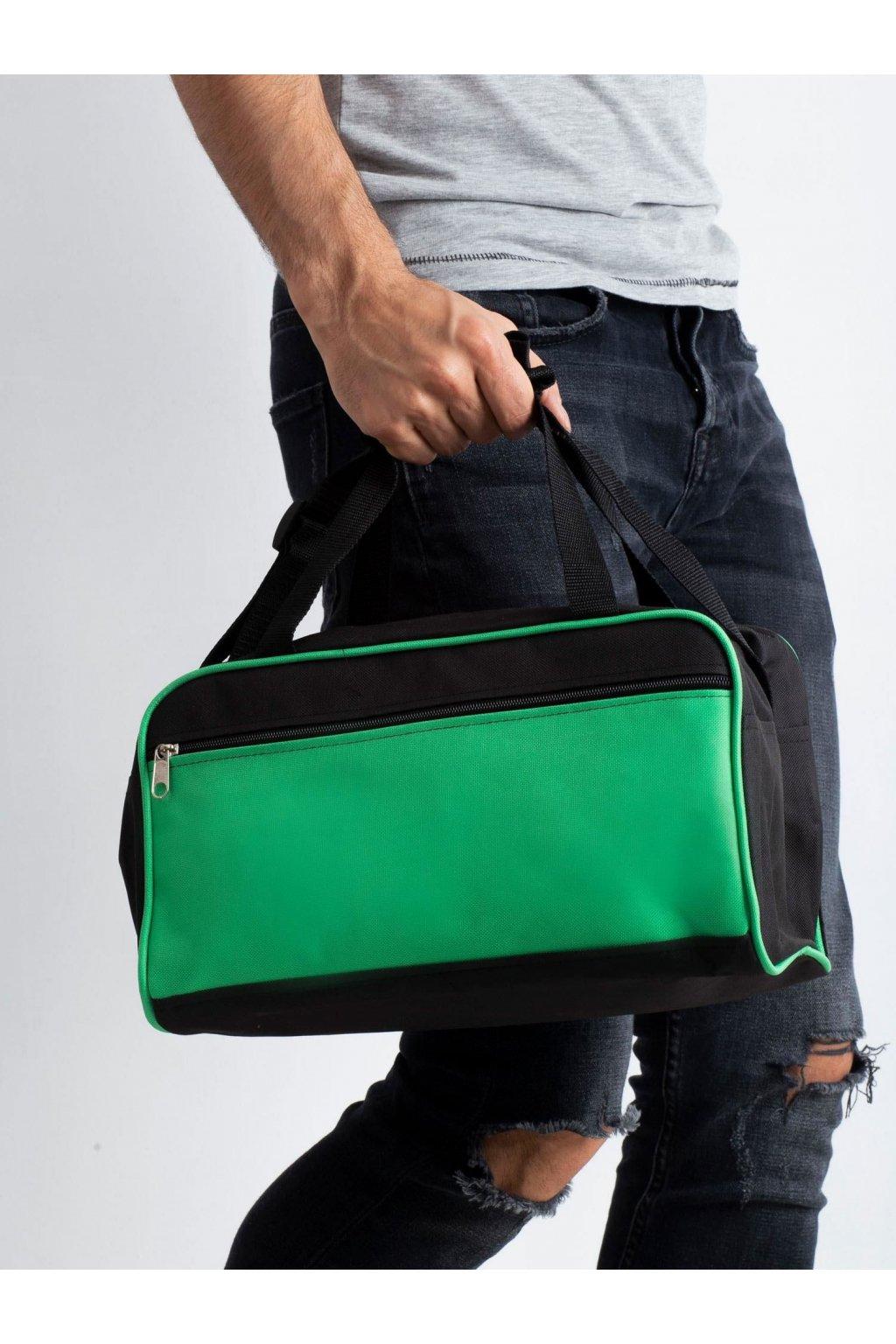 Pánska kabelka zelená kód CE-TR-RAY-R1.67P