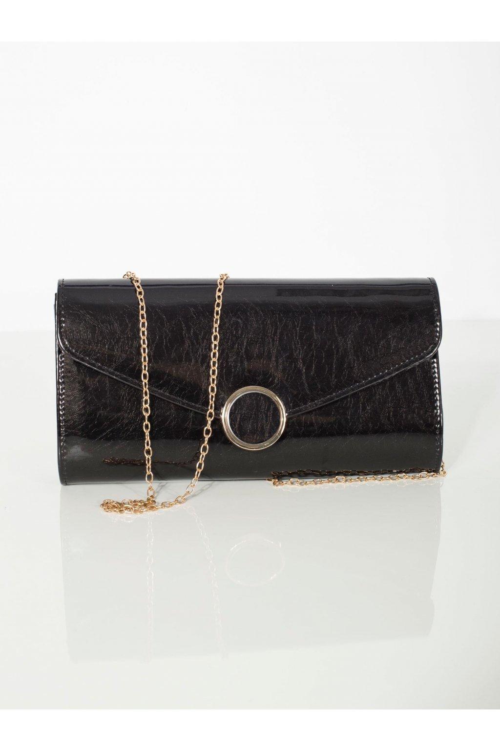 Listová kabelka čierna kód CE-TR-YT01