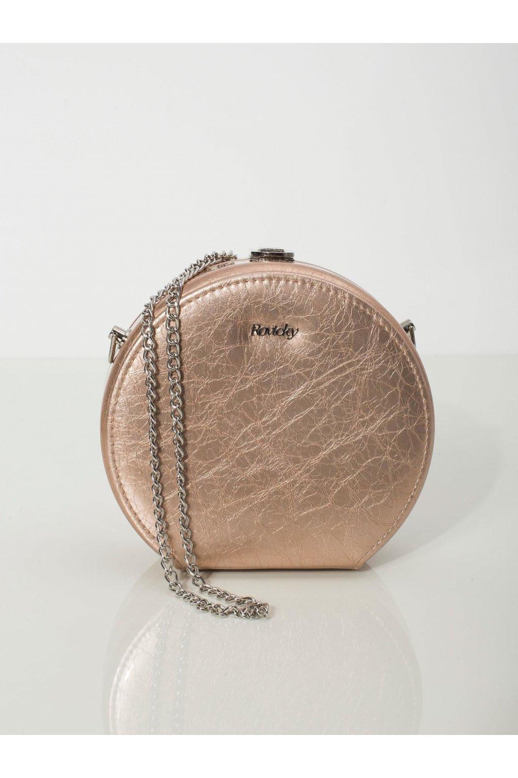 Listová kabelka ružová kód CE-TR-YT05