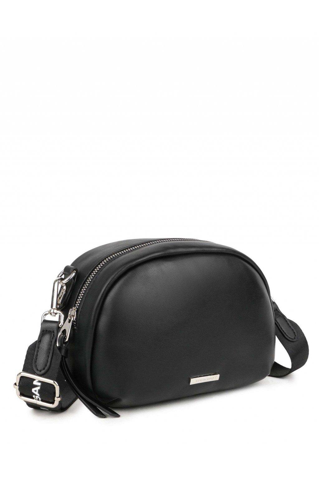 Crossbody kabelka čierna kód OW-TR-6000
