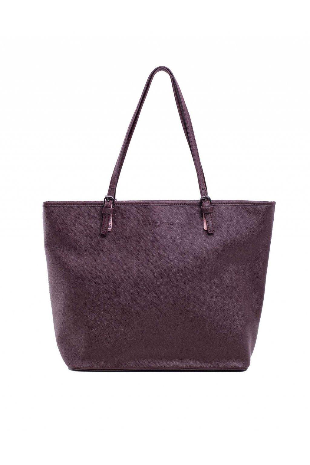 Shopper kabelka bordová kód OW-TR-MCL784B9