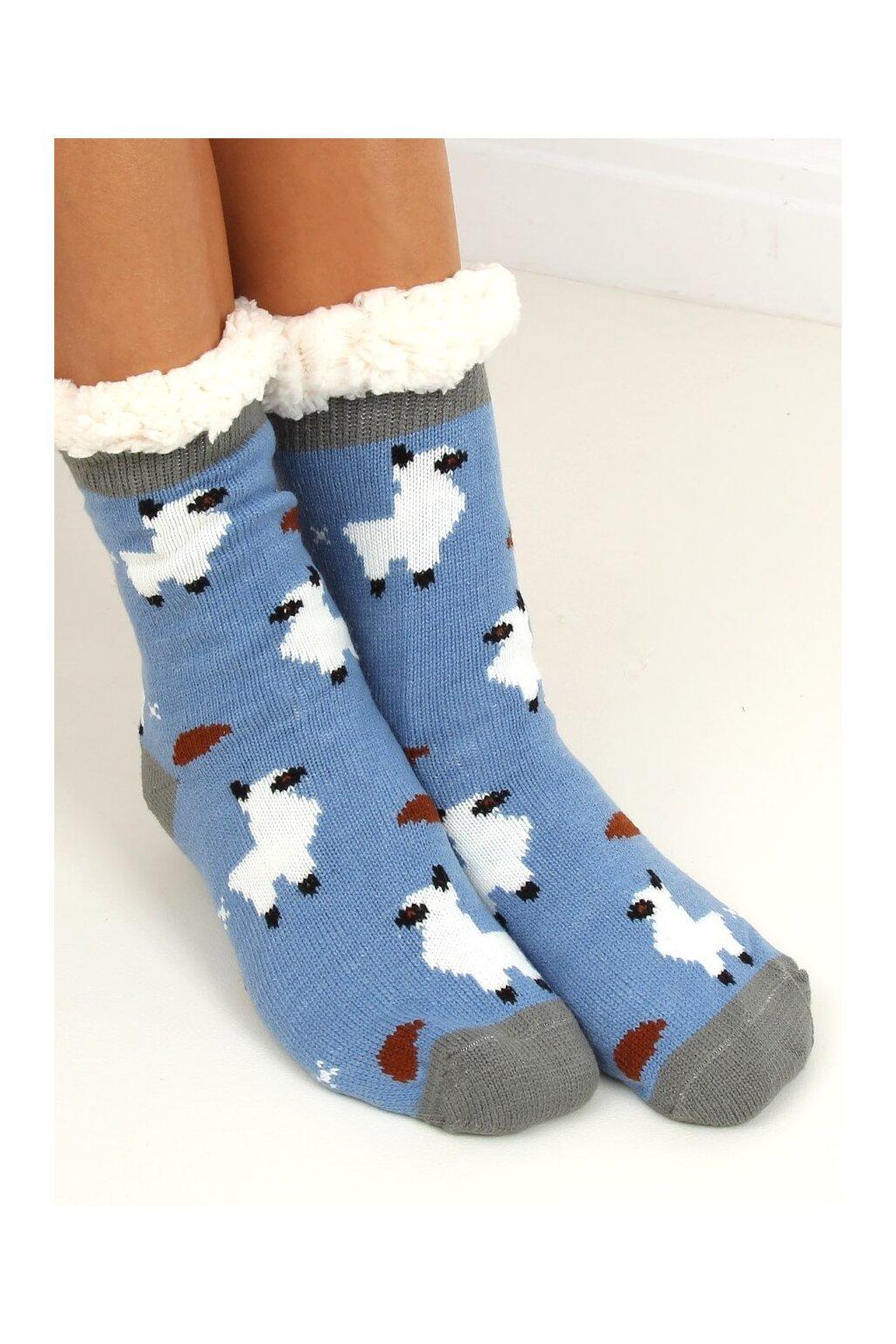 Damske ponožky viacfarebné YW808