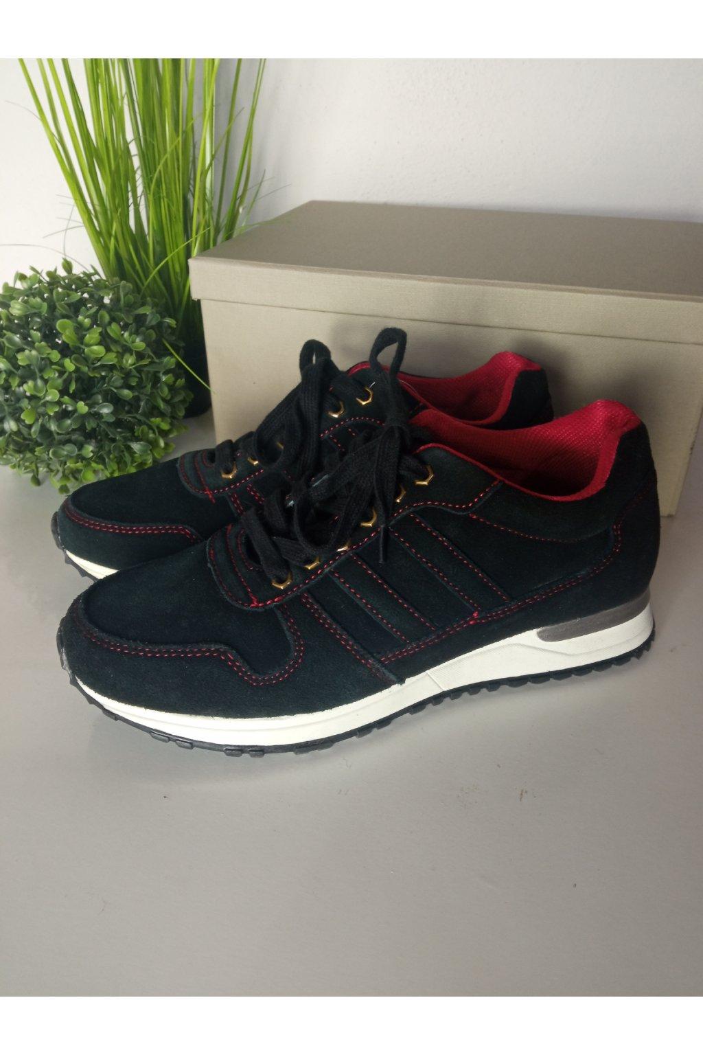 Pánske topánky NJSK SD77-1B
