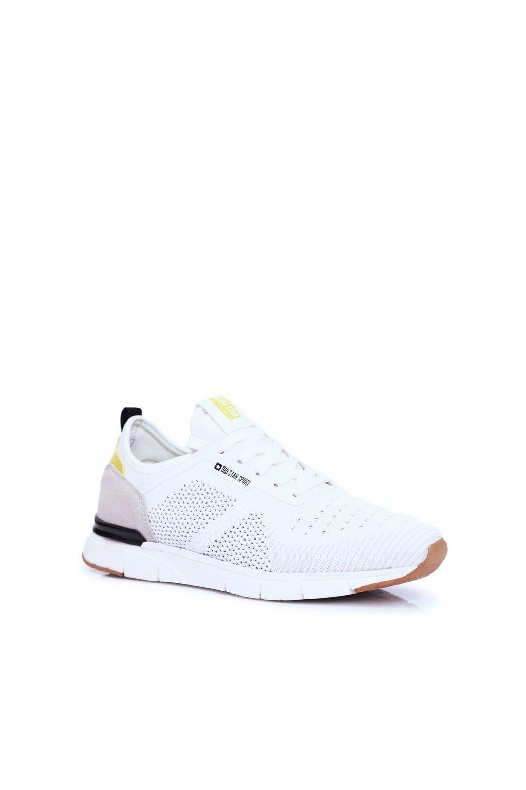Biela obuv kód topánok FF174165 WHITE