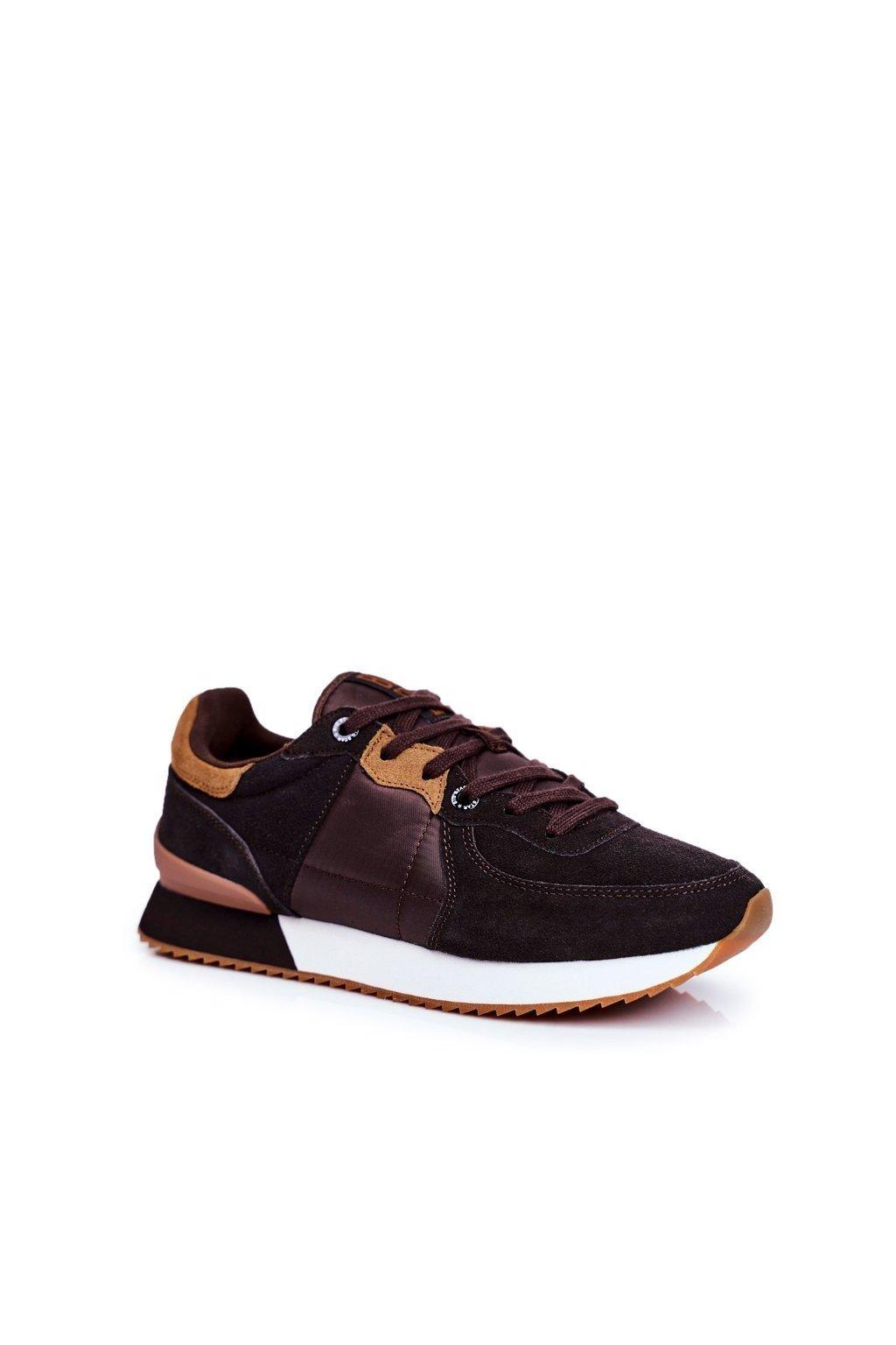 Hnedá obuv kód topánok GG174177 BROWN