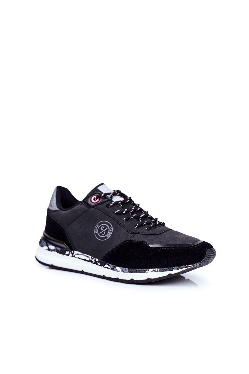 Čierna obuv kód topánok GG1R4027C BLK