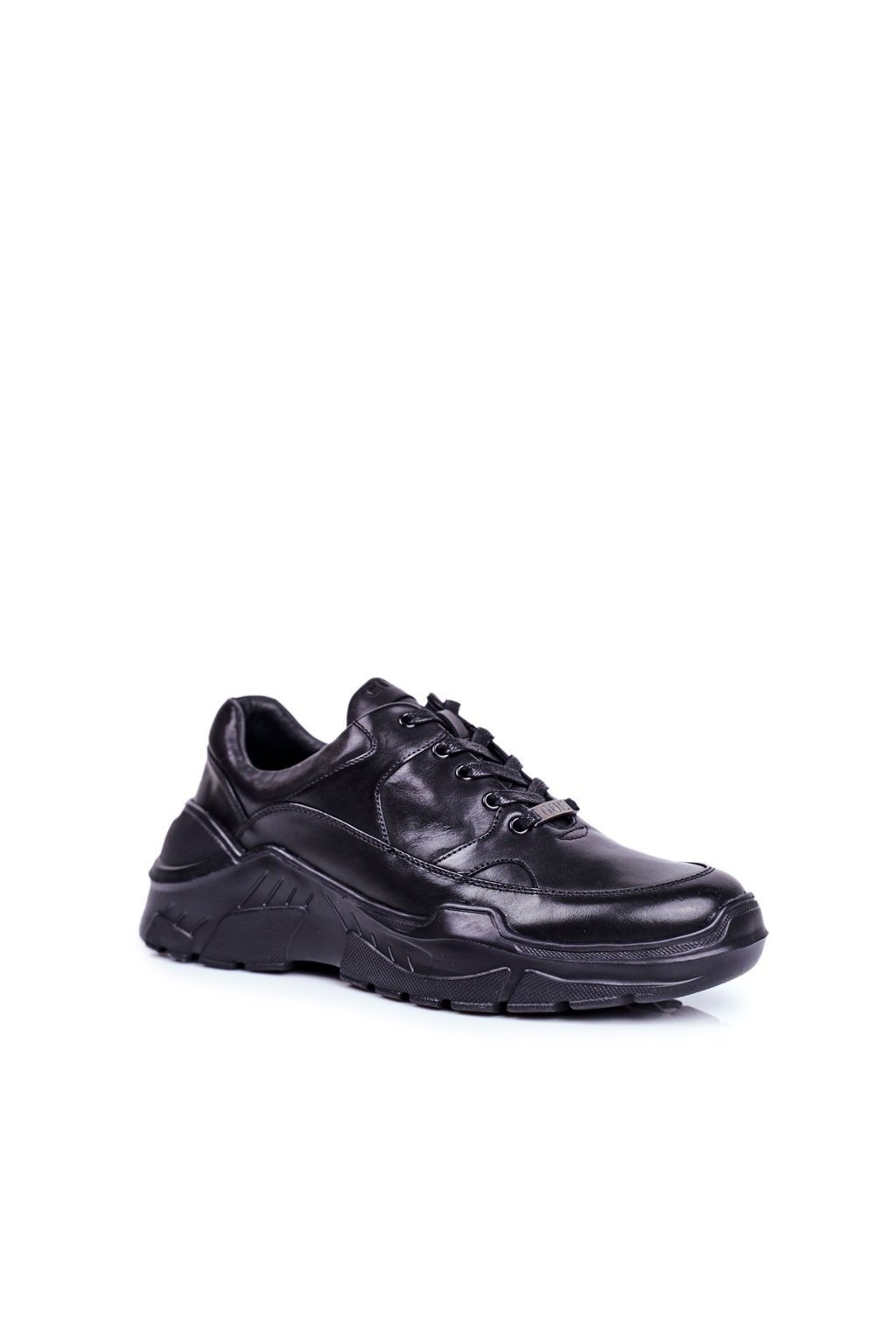 Čierna obuv kód topánok GG1N3014 BLK