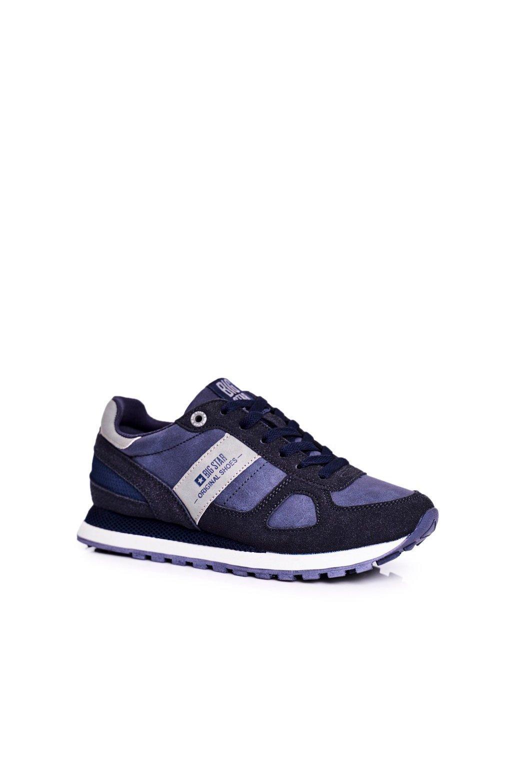 Dámske tenisky farba modrá kód obuvi GG274676 NAVY