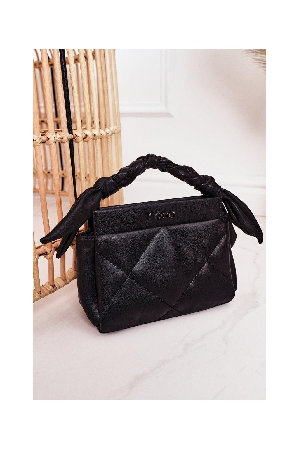 Dámska kabelka čierna kód kabelky NBAG-K1330-C020 BLK